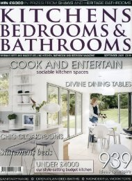 KITC H E N 5 BEDROOMS & BATHROOMS - Lara Francis Design