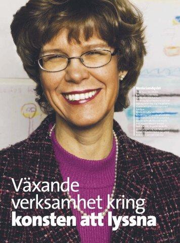 Maria Lundqvist - Tomatis