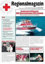 Regionalmagazin 02/2002 - DRK Kreisverband Rügen e.V.