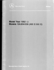 Page 1 Page 2 Page 3 2 ' MerCedeSfBenZ Service Model Year ...
