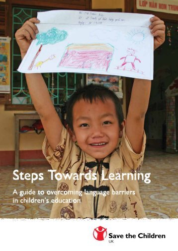 Steps Towards Learning