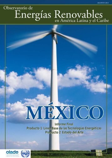 Energías Renovables - Observatory for Renewable Energy in Latin ...
