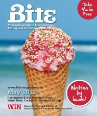Download May 2012 - Bite Magazine