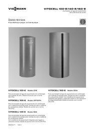 Dados Técnicos1.0 MB - gás, gasóleo, energia solar, madeira e ...