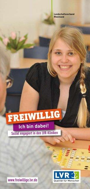 Freiwilligendienste des LVR - Landschaftsverband Rheinland