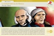 La independencia de México - Manosanta