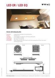 LED ER / LED EQ - Störi Licht AG