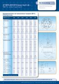 Download aktueller Prospekt Spannfutter SBF/KAF (Typ G) - Page 3