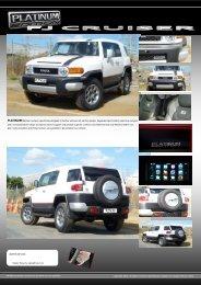 2013 Toyota FJ Cruiser - Retro Vehicle Enhancement