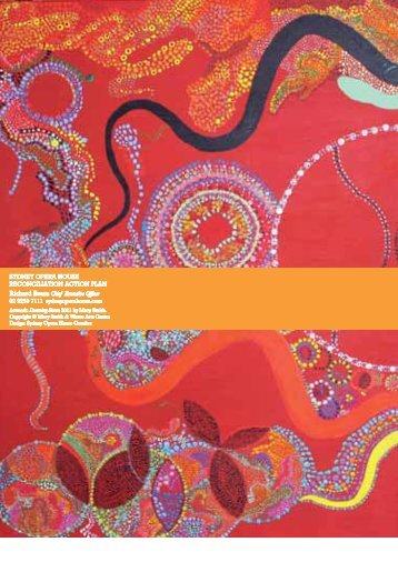Download Reconciliation Action Plan 2011 - Sydney Opera House