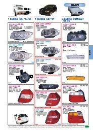 3 series compact 1 series e87 '04-'06 1 series e87 '07