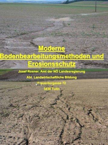 2006 (D) - Landwirtschaftliche Bildung in NÖ