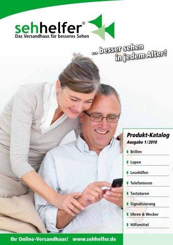 Produkt-Katalog - Sehhelfer