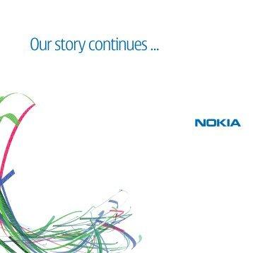Nokia corporate brochure 2006