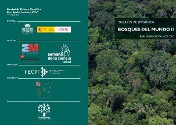 Cuaderno para el alumno: ESO y Bachillerato. - Real Jardín Botánico