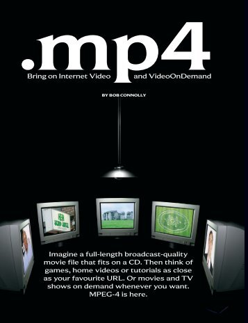 MP4 - Graphic Exchange magazine