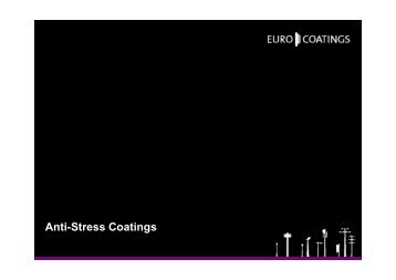 Anti-Stress Coatings - Europoles