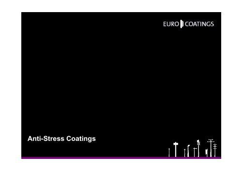 Anti-Stress Coatings - Europoles