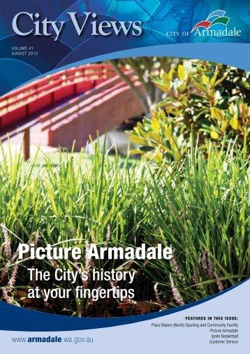 Volume 41 August 2012 (PDF 1.13 MB) - City of Armadale