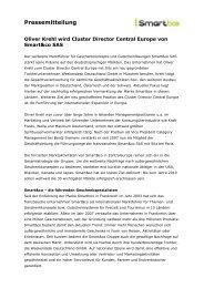 Pressemitteilung - Smartbox