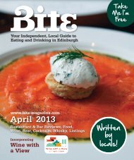 Download Bite Magazine April 2013