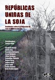 Soya en Bolivia: Producción de oleaginosas y ... - Planet Diversity
