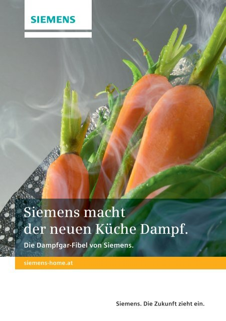 Dampfgar-Fibel - Siemens