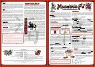 Munchkin Fu (PDF, 1,2 MB) - Pegasus