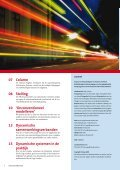 Dynamic Systems Dynamische systemen - VBI - Page 4