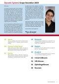 Dynamic Systems Dynamische systemen - VBI - Page 5