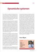 Dynamic Systems Dynamische systemen - VBI - Page 7