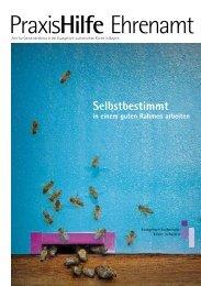 Praxishilfe Ehrenamt als PDF - ehrenamt - evangelisch - engagiert
