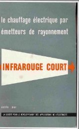 Gautheret, le chauffage par rayonnement infrarouge ... - Ultimheat