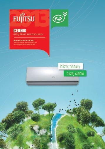 Cennik Fujitsu - Klima-t
