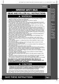 "Krystal ClearTM Sand Filter Pump 14"" (360mm ... - Home Depot - Page 3"