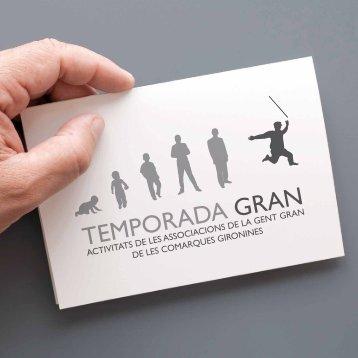 TEMPORADA GRAN - Generalitat de Catalunya