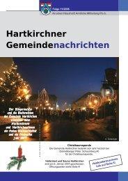 Ausgabe 2006/11 - Hartkirchen