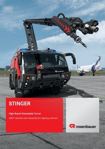 Brochure STINGER en - Rosenbauer International AG