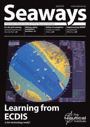MARS Report No.246 - April 2013 - West of England