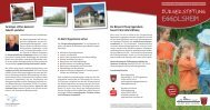 Gute Gründe für die Bürgerstiftung Eggolsheim - Sparkasse Forchheim