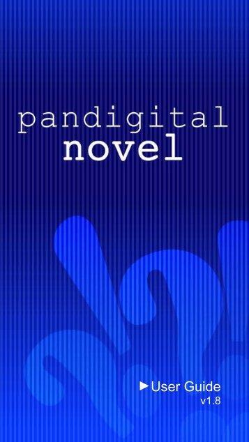 Pandigital Novel User Guide