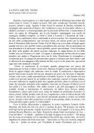 Per leggere l'articolo clicca qui - Morreseemigrato.ch