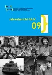 Jahresbericht SAJV 2009 , 1.2 MB