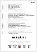 Paella World & Allgrill Katalog 2012 Endkunden - Paella.de - Seite 3