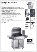 Paella World & Allgrill Katalog 2012 Endkunden - Paella.de - Seite 6