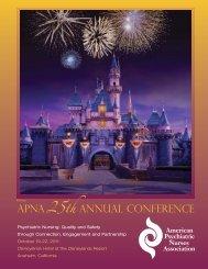 APNA Disneyland_APNA Disneyland Registration 2011 - American ...