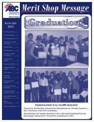 January 2012 Newsletter - ABC