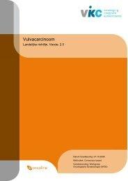 Richtlijn: Vulvacarcinoom (2.0) - Kwaliteitskoepel