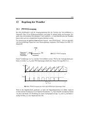 12 Regelung der Wandler - Springer Vieweg
