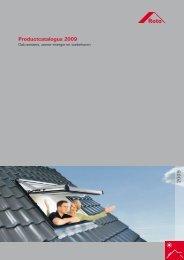 Productcatalogus 2009 2 0 0 9 - Roto